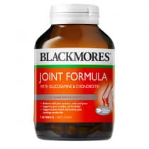 Blackmores Joint Formula With Glucosamine and Chondroitin 120 Tablets