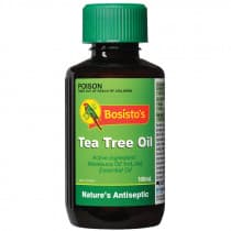 Bosistos Tea Tree Oil Pure 100% 100ml