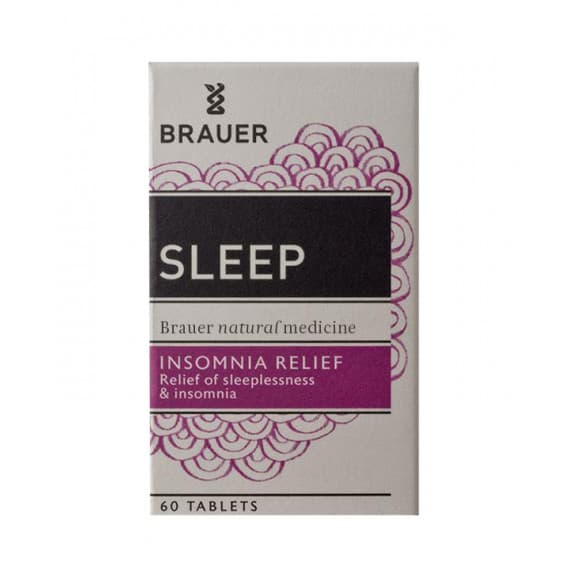 Brauer Sleep 60 Tablets