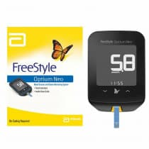 Abbott Freestyle Optium Neo Blood Glucose and Ketone Monitoring System