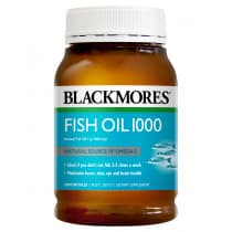 Blackmores Fish Oil 1000 200 Capsules