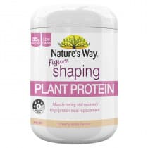 Natures Way Instant Natural Protein Figure Shaping Creamy Vanilla 400g