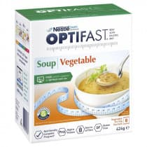 Optifast VLCD Vegetable Soup 8 x 53g Sachets