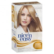 Clairol Nice N Easy 8 Medium Blonde