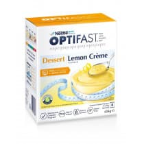 Optifast VLCD Lemon Creme Dessert 8 x 53g