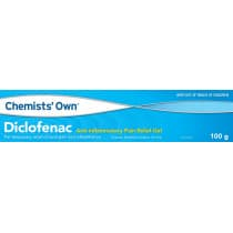 Chemists Own Diclofenac Anti-Inflammatory Gel 100g