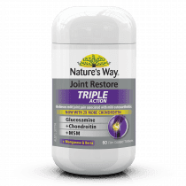 Natures Way Joint Restore Triple Action 60 Tablets