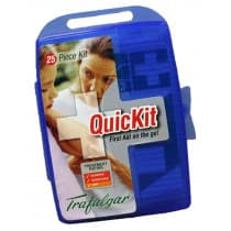 Quickit First Aid Kit 25 Pieces