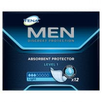 Tena Men Absorbent Protector Guard Level 1 12 Pack