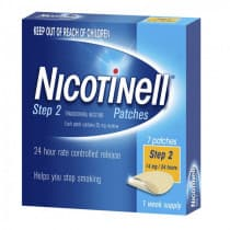 Nicotinell Patches Step 2 14mg 7 Patches