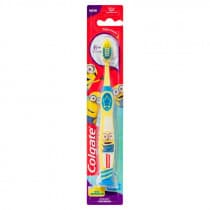 Colgate Minions Kids Toothbrush 6+ Years Extra Soft 1 Pack