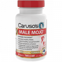 Carusos Male Mojo 30 Tablets