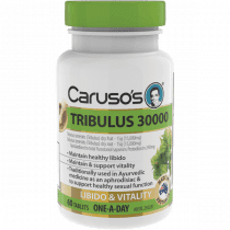 Carusos Tribulus 30000 60 Tablets