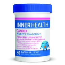 Ethical Nutrients Inner Health Candex 30 Capsules