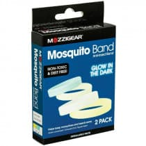 Mozzigear Mosquito Bands Night Glo 2 Pack