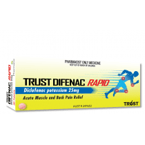 Trust Difenac Rapid 30 Tablets