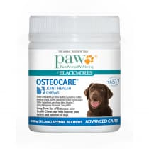 Blackmores PAW Osteocare Joint Health Chews 300g