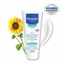 Mustela Stelatopia Emolient Cream Tube 200ml