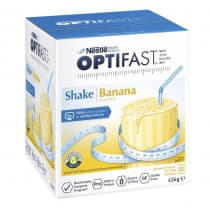 Optifast VLCD Banana Shake 12 x 53g