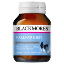 Blackmores Nails Hair & Skin 120 Tablets