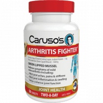 Carusos Arthritis Fighter 50 Tablets
