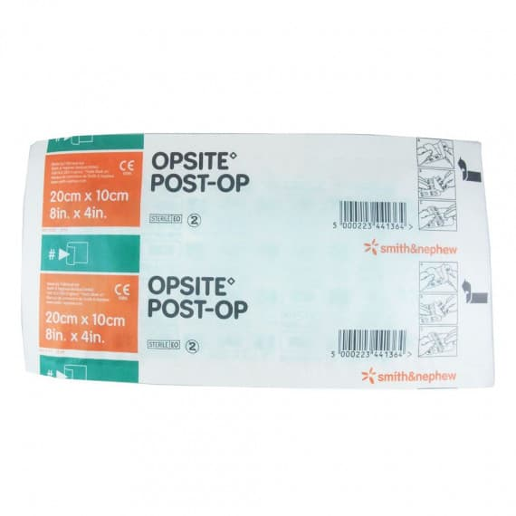 Opsite Post-Op 20cm x 10cm Single
