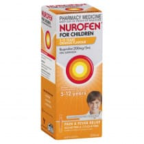 Nurofen Children 5 To 12 Years Orange 200ml