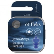 Otifleks GoodSleep Sleeping Earplugs Large 1 Pair