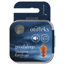Otifleks GoodSleep Sleeping Earplugs Medium 1 Pair