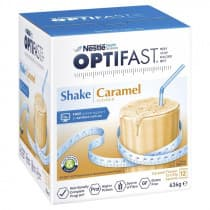 Optifast VLCD Caramel Shake 12 x 53g