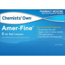 Chemists Own Amer-Fine Anti-Fungal Nail Treatment Kit