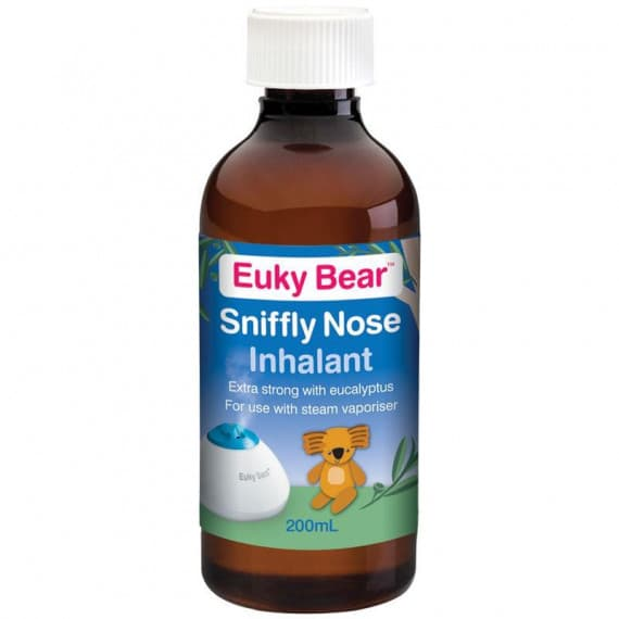 Euky Bear Sniffly Nose Inhalant 200ml