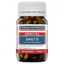 Ethical Nutrients Flexizorb Daily D 90 Capsules