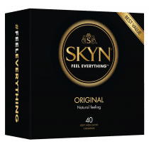Skyn Original Condoms 40 Pack