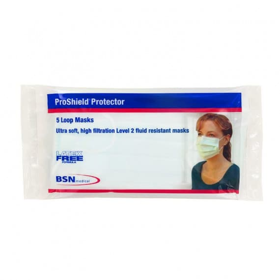 ProShield® Protector Masks (Pack of 5)