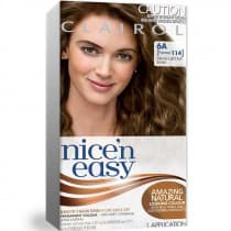 Clairol Nice N Easy 6A Natural Light Ash Brown