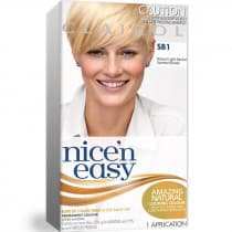 Clairol Nice N Easy SB1 Natural Light Neutral Summer Blonde