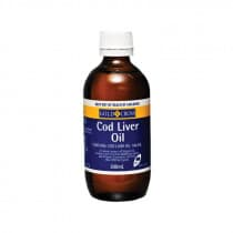 Gold Cross Cod Liver Oil 200ml