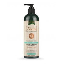 Akin Mild & Gentle Fragrance Free Shampoo 500ml