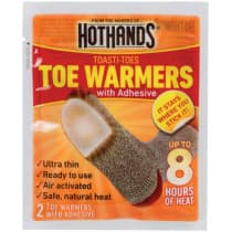 Hot Hands Toe Warmer x 2