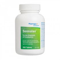 Pharmacy Choice Sennalax 200 Tablets