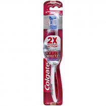 Colgate 360° Optic White Platinum Toothbrush Soft