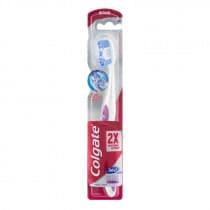 Colgate 360° Optic White Platinum Toothbrush Medium