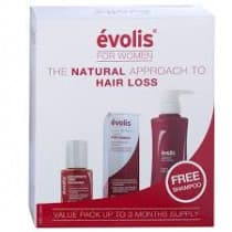 Evolis Womens Active Starter Pack